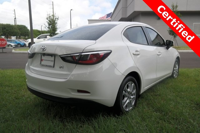 Certified Pre-Owned 2018 Toyota Yaris iA Base