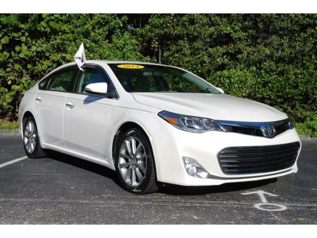 Certified Pre-Owned 2014 Toyota Avalon TRG