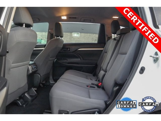 Certified Pre-Owned 2017 Toyota Highlander BSE