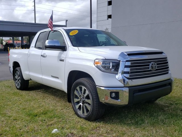 Pre-Owned 2020 Toyota Tundra Limited
