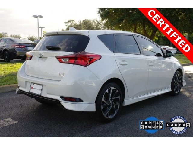 Certified Pre-Owned 2017 Toyota Corolla iM STD