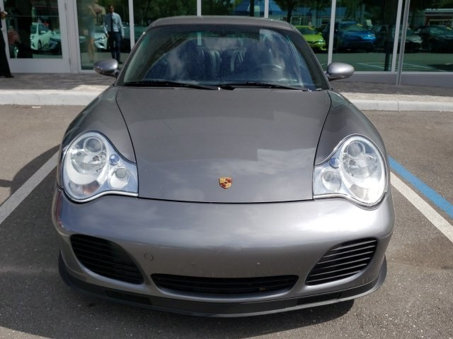 Pre-Owned 2002 Porsche 911 Turbo
