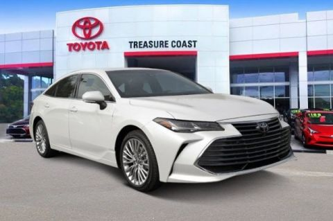 Certified Pre-Owned 2020 Toyota Avalon Limited