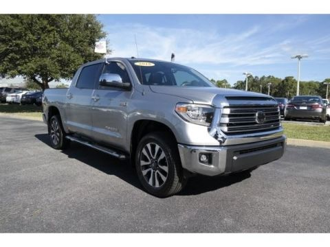 Certified Pre-Owned 2018 Toyota Tundra LTD