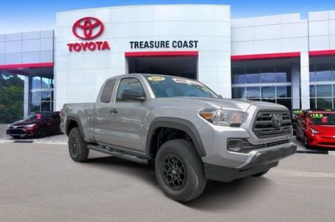 Pre-Owned 2007 Toyota Tacoma TRD V6 4WD 4D Access Cab in